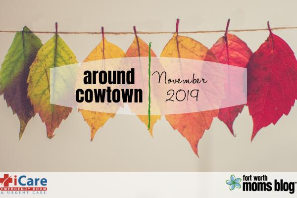 November Around Cowtown