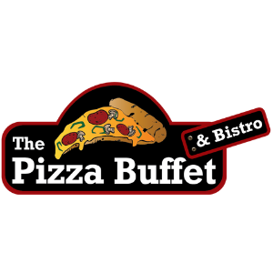 the pizza buffet