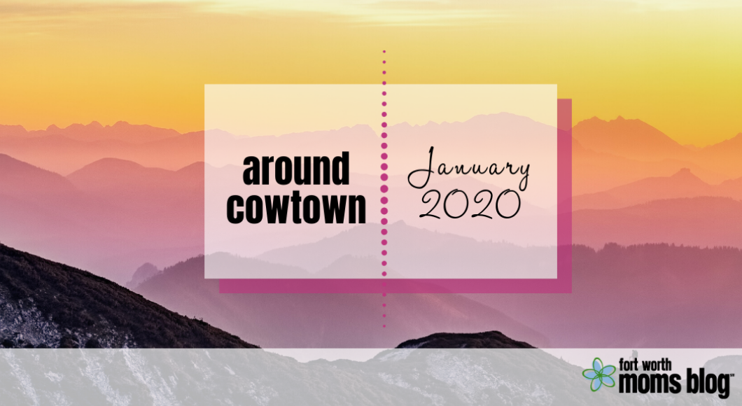 Around Cowtown features family-friendly events in Fort Worth and surrounding areas.