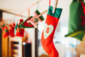 Creative touches to make an Advent calendar can make any Christmas merry.