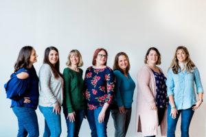 2020 Neighbor Group leaders photograph