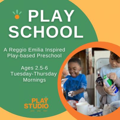 Play Studio preschool