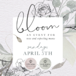 PRESS RELEASE :: Fort Worth Moms Launches Bloom 2020 :: An Event for New & Expectant Moms