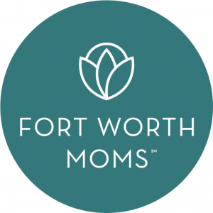 Fort Worth Moms rebrands with an updated, modern logo.