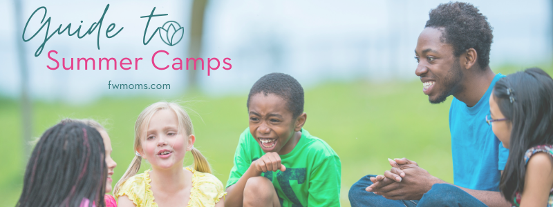 Fort Worth Moms compiles a list of summer camps in the Tarrant County area.
