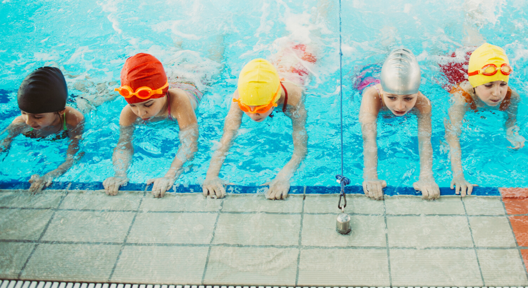 swim lesson,