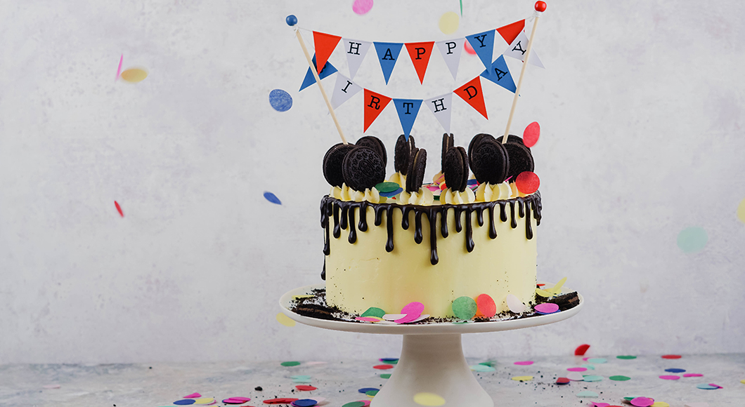 Celebrate a birthday at home with ideas designed to keep you happy and safe.