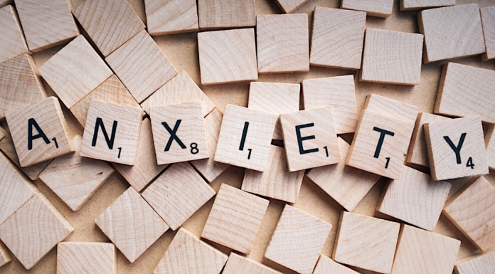 Anxiety in my daughter has caused a mom to reflect on her own mental health.