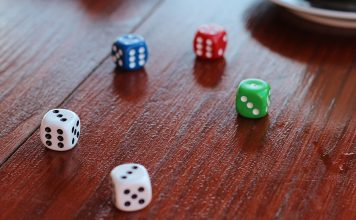 Sheltering at home means more time for family games.