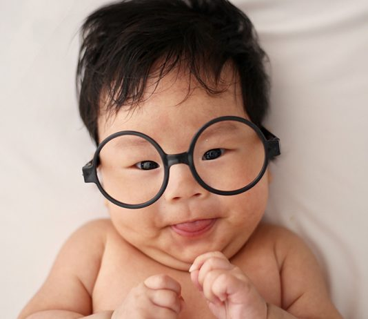 Kids who wear glasses need to feel supported.