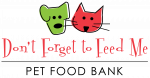 Don't Forget to Feed Me is a pet food bank serving the Fort Worth area.