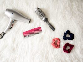 A list of the top hair tools and hair products for pandemic hair