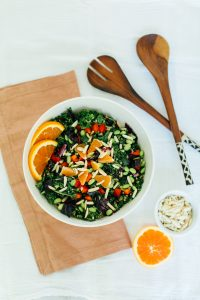 salad healthy eating whole30
