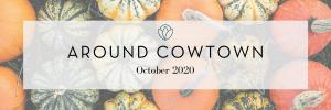 around cowtown october