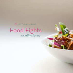 The Food Fights editorial series publishes 15 articles on the topic of food and eating-related issues.