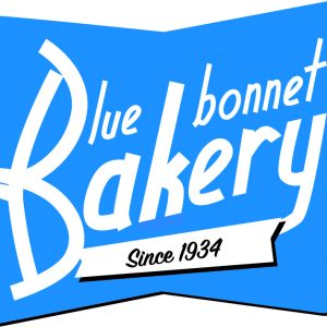 Bluebonnet Bakery makes delicious sandwiches and baked cookies and goods.