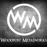 Woodpost Metalworks is a local shop.