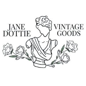 Jane Dottie Vintage Goods has one-of-a-kind gifts.