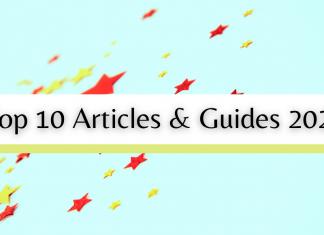 FWM Top 10 Articles & Guides 2020