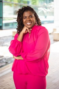 Stephanie Broadnax Broussard is a guest on Momfessions Podcast on Black mothers