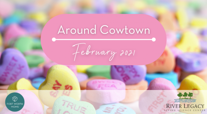 Around Cowtown features family friendly events around the Fort Worth area.