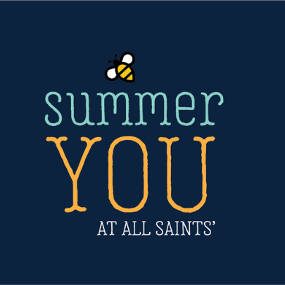 Enroll kids in SummerYou camp at All Saints'.