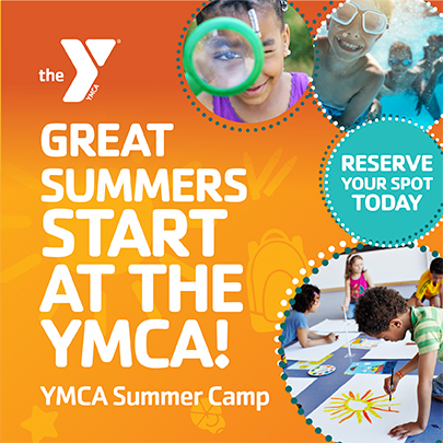 YMCA Camp Carter is a summer camp for kids.