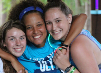 Make lifelong friends at camp.