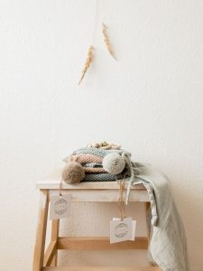 minimalism in motherhood