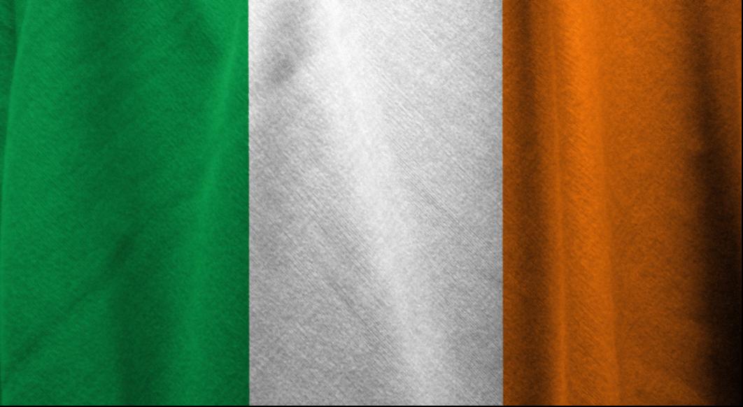 History behind the Irish flag