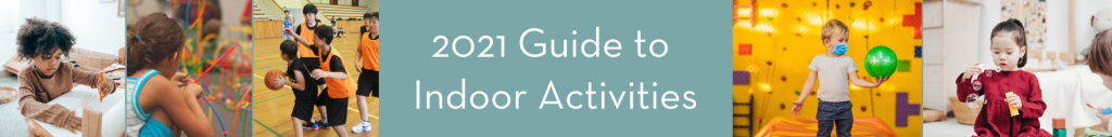 Find where kids can play indoors using this Guide to Indoor Activities.