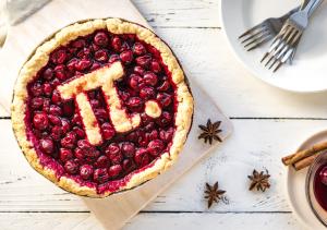 Eat pie on Pie day.