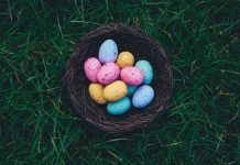 Plan an Easter egg hunt.