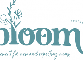 Bloom 2021 is a virtual event for new and expecting moms.