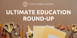 Fort Worth Moms presents a round-up of educational articles.