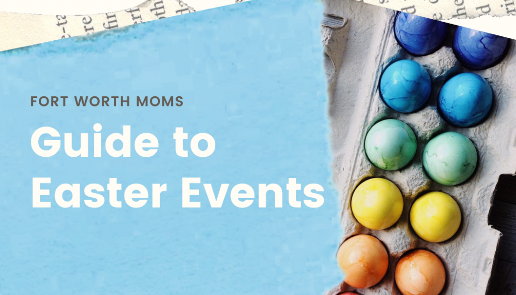 2021 Guide to Easter Events