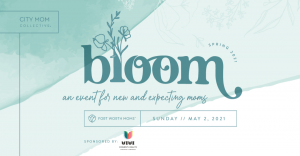 Pregnant women or those who had a pandemic baby can enjoy Bloom 2021.