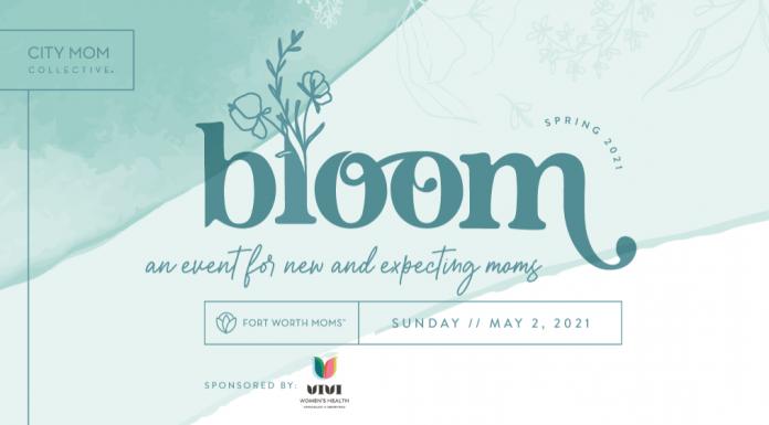 Vivi Womens Health sponsors Bloom 2021