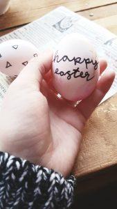 Create boundaries this Easter.