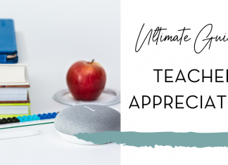 2021 Ultimate Guide to Teacher Appreciation