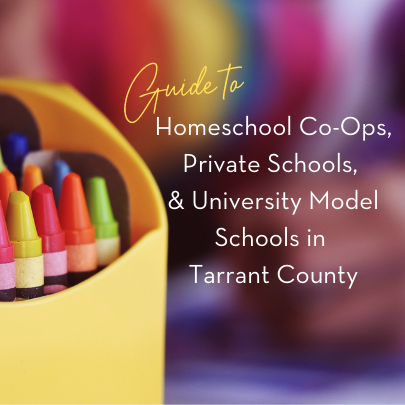 Use FWM Guide to Homeschooling, Private Schools, and University Model Schools.