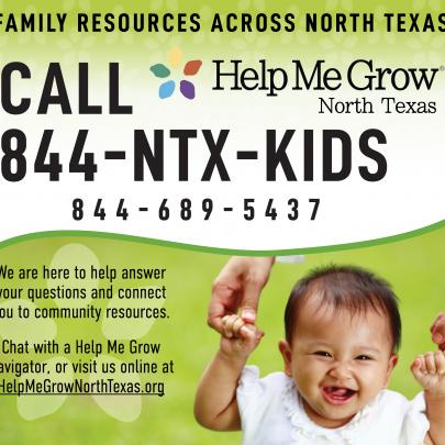 Help Me Grow North Texas