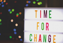 Parenting and dealing with change