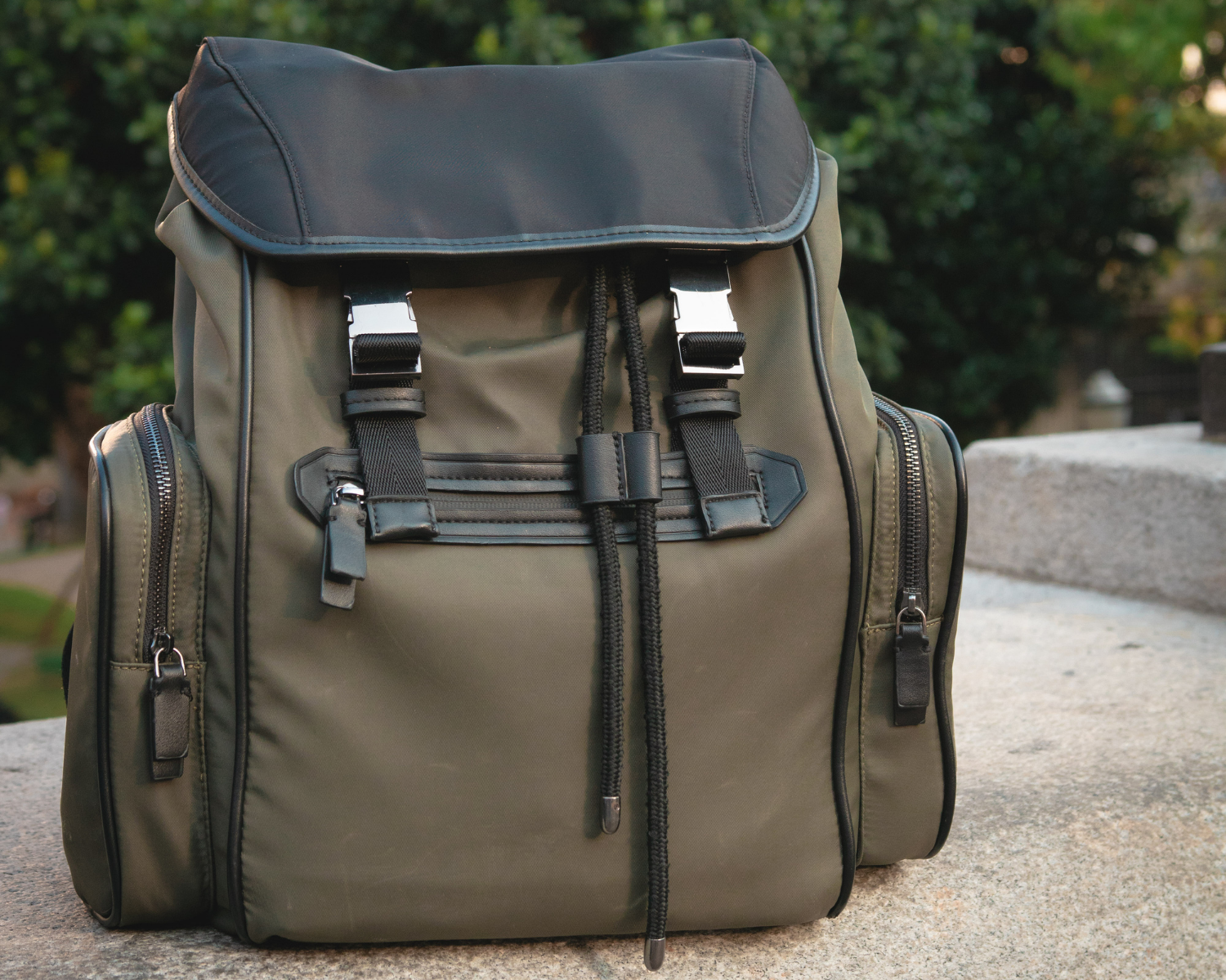 Find the right diaper bag for you.