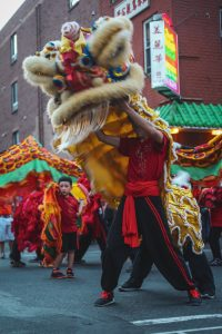 Celebrate Asian American heritage and culture.