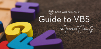 Guide to VBS in Tarrant County