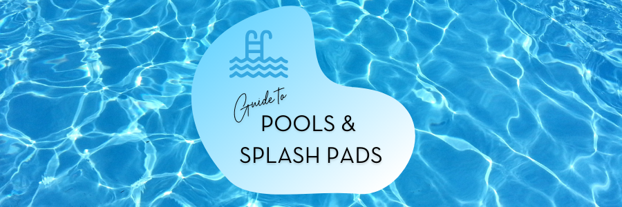 Guide to splash pads and pools in the metroplex