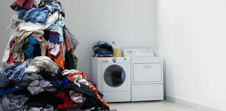 How to manage your dirty laundry