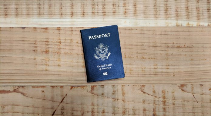 US travel documents