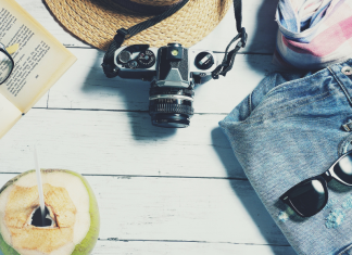 Summer shorts, sunnglasses, and a good book are fun to-dos this summer.